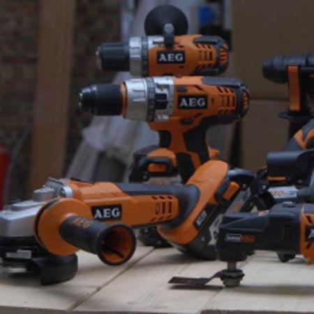 Slika za kategorijo AEG Accu ročno orodje