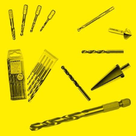 Slika za kategorijo Svedri za vrtanje v kovino