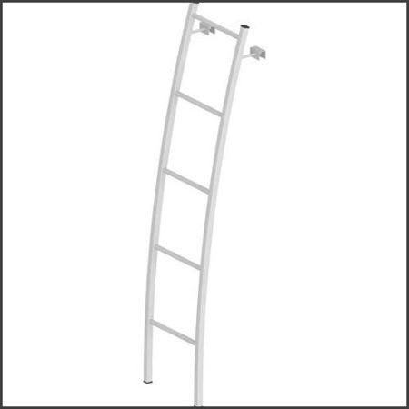 Slika za kategorijo Lestev in ograja za posteljo