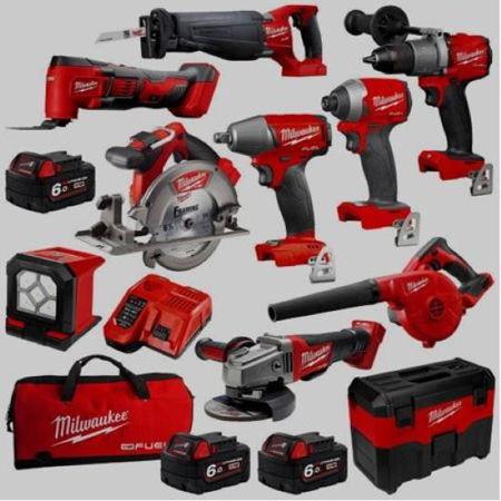 Slika za kategorijo Milwaukee accu orodje 12V