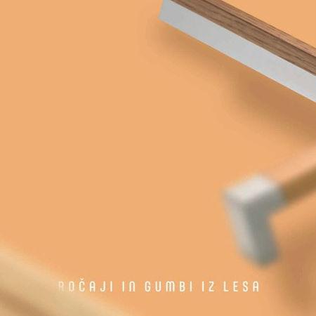 Slika za kategorijo Ročaji Rujz iz lesa