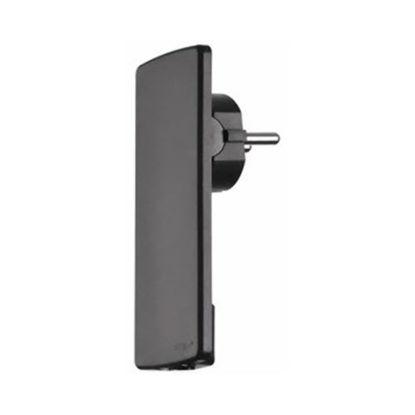vtikac-ploscati-5mm-evoline-crni