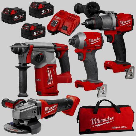 Slika za kategorijo Milwaukee accu orodje 28V