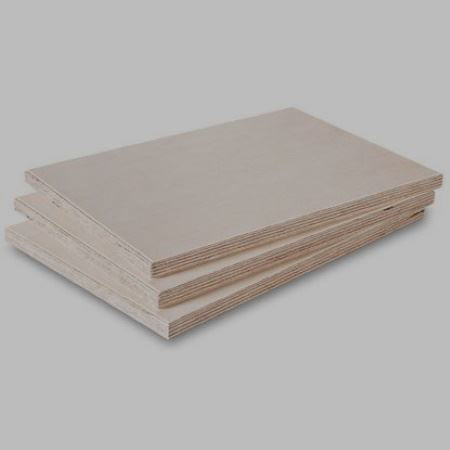 Slika za kategorijo Vezane plošče breza