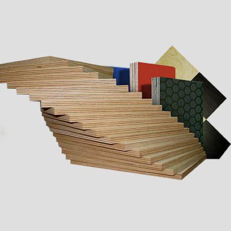 Slika za kategorijo Vezane plošče