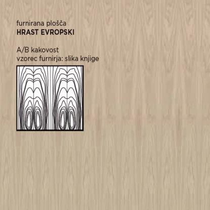 iverka-furnirana-hrast-19mm-evropski