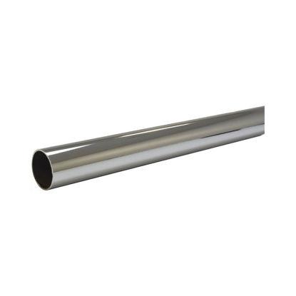 garderobna-cev-sr-o-25-mm-dolzine-3000-mm-kromirano