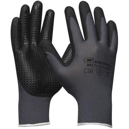Zaščitne rokavice Multi flex GEBOL EN 388 vel.8