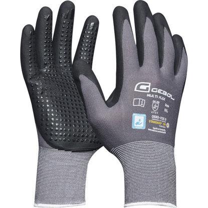 Zaščitne rokavice Multi flex GEBOL EN 388 vel. 8