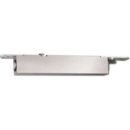 Integrirano vratno zapiralo BOXER EN 3-6 Standard srebrno