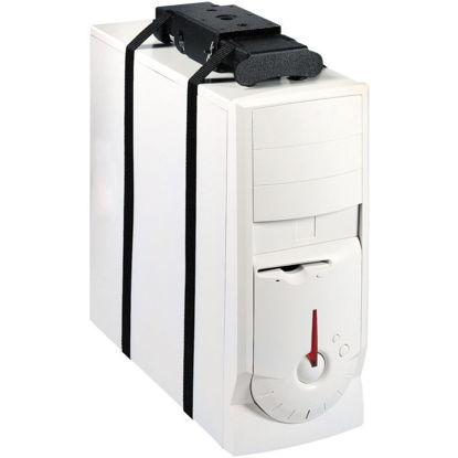 Nosilec za računalnik model 004 črn