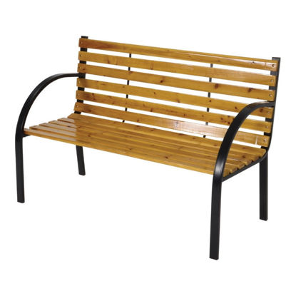 lesena-klop-lesli-woodstock-120-cm-crna