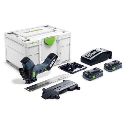 Akumulatorska žaga za izolacijske materiale Festool ISC 240 HPC 4,0 EBI-Plus