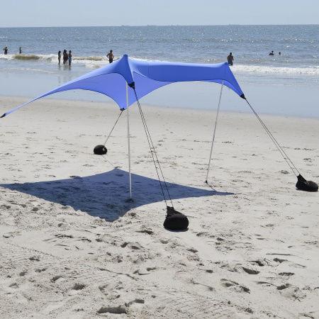 Slika za kategorijo Plažni šotori
