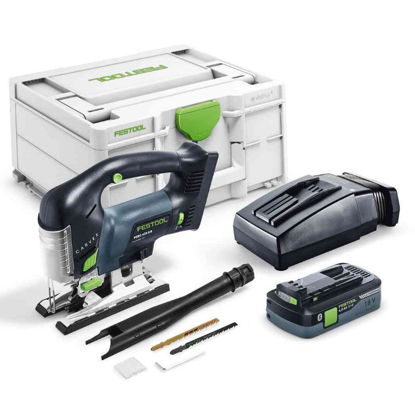 Baterijska vbodna žaga Festool PSBC 420 HPC 4,0 EBI-Plus