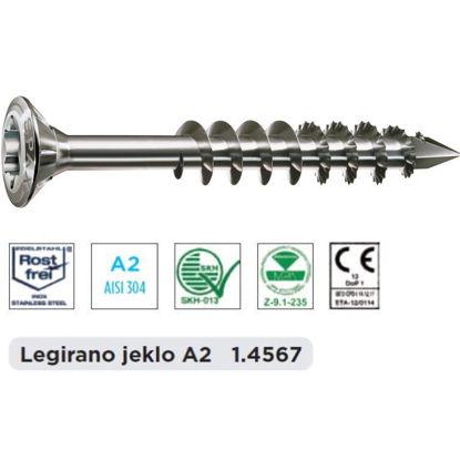 vijak-spax-t-star-5x60-tx-a2