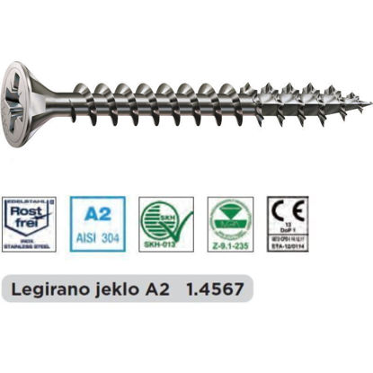 vijak-spax-vgr-gl-40-20-a2