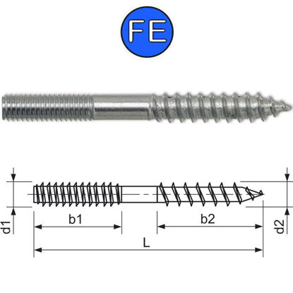 stojni-vijak-5-x-40-torx-cinkan-brez-povrsine-za-privijanje