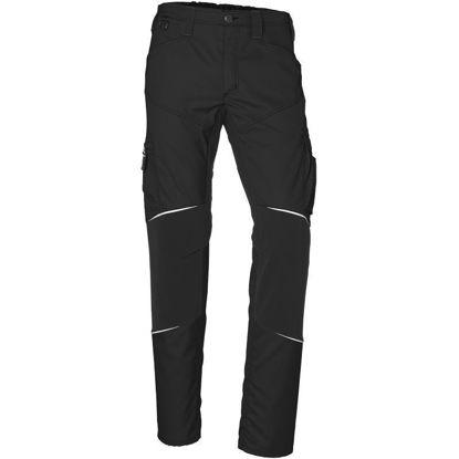 Elastične hlače Activiq KÜBLER, črne, velikost 52